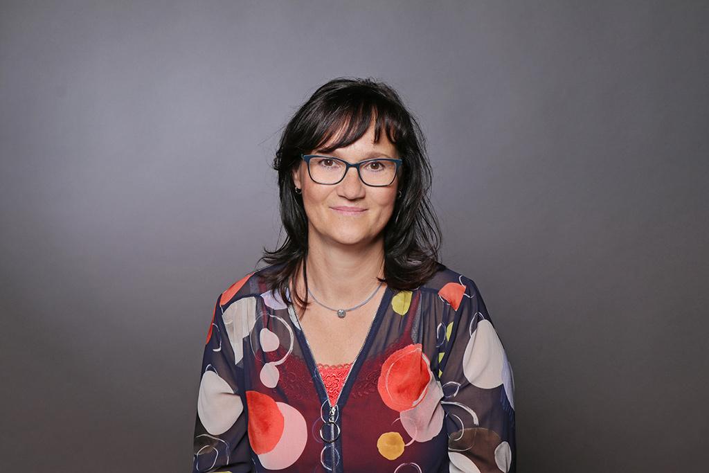 Juwelier Kortum Portrait Frau Vandersee Leipzig